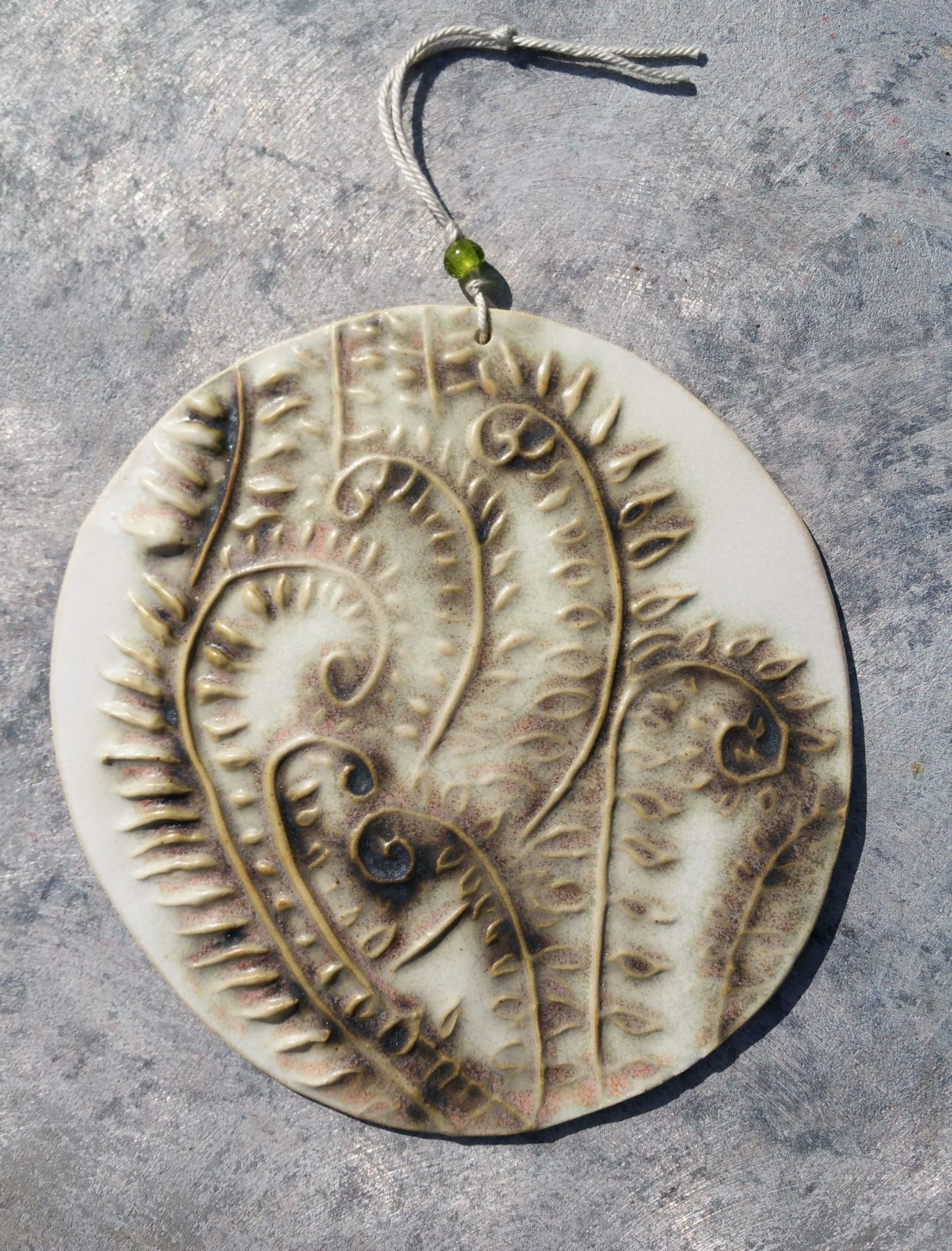 Ceramic Wall Art Nicky Sheales